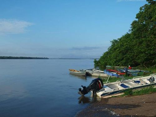 Поездка на Амазонку